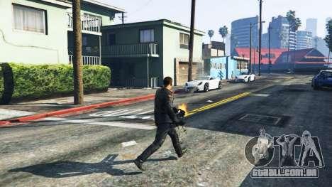 GTA 5 Terminator terceiro screenshot