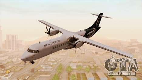 ATR 72-500 Air New Zealand para GTA San Andreas