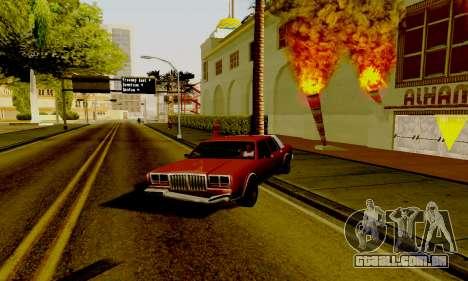 Light ENB Series v3.0 para GTA San Andreas terceira tela