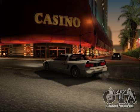 ENB Kiseki v1 para GTA San Andreas quinto tela