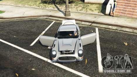 GTA 5 De condução realista v1.2 terceiro screenshot