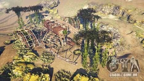GTA 5 No Water quarto screenshot