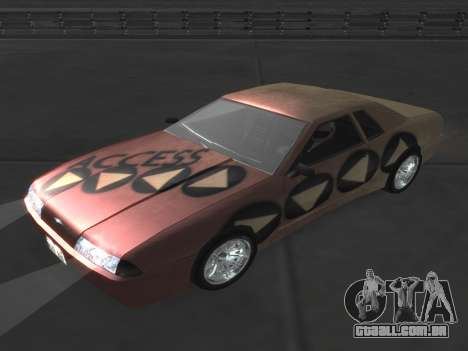 Elegy Paintjobs para GTA San Andreas