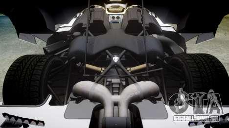 Koenigsegg Agera 2013 Police [EPM] v1.1 Low Qual para GTA 4 vista lateral