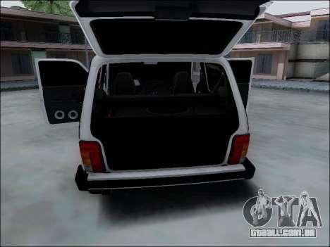 Lada Niva para o motor de GTA San Andreas