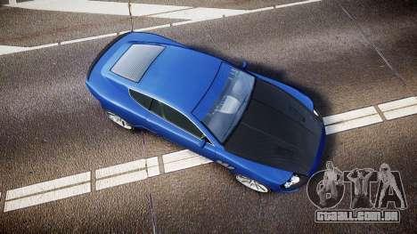 GTA V Ocelot F620 R para GTA 4 vista direita