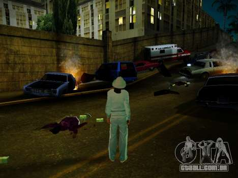 ENB Real Monsters para GTA San Andreas sétima tela
