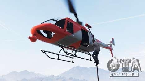 GTA 5 Táxi aéreo terceiro screenshot