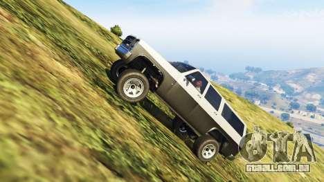 GTA 5 Real deriva quinta imagem de tela