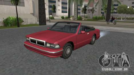 Premier Cabrio para GTA San Andreas