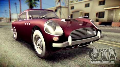 GTA 5 Dewbauchee JB 700 para GTA San Andreas