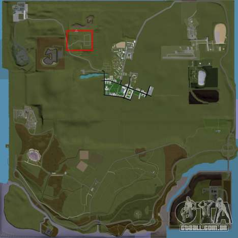 Prostokvashino para GTA Penal Rússia beta 2 para GTA San Andreas