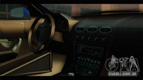 MP3 Dewbauchee XSL650R IVF para GTA San Andreas vista direita