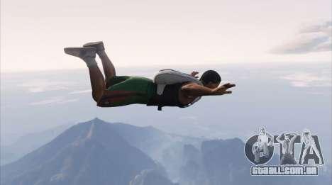 Bom voar para GTA 5