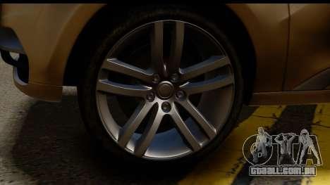 Lada XRay Concept v0.8 para GTA San Andreas traseira esquerda vista