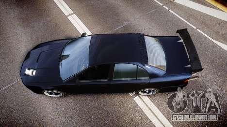 Maibatsu Vincent 16V Drift para GTA 4 vista direita