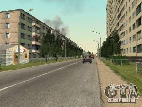 Prostokvashino para GTA Penal Rússia beta 2 para GTA San Andreas sétima tela