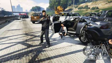 GTA 5 Provocador terceiro screenshot