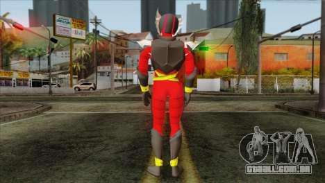 Bima Satria Garuda para GTA San Andreas segunda tela