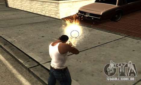 ENB Double Effect para GTA San Andreas terceira tela