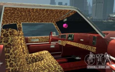 GTA 3 Yardie Lobo HD para GTA 4 vista superior