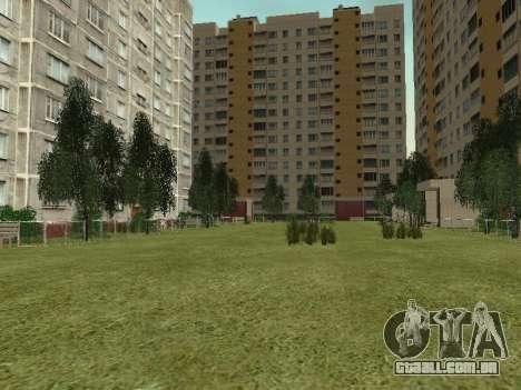 Prostokvashino para GTA Penal Rússia beta 2 para GTA San Andreas oitavo tela
