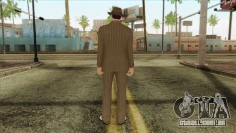 GTA 5 Online Skin 2 para GTA San Andreas segunda tela
