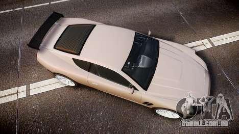 Dewbauchee Super GTO 77 para GTA 4 vista direita