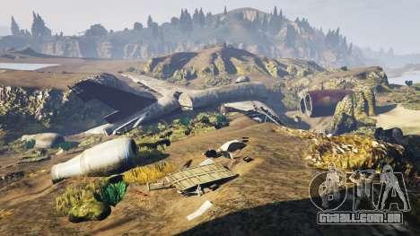 GTA 5 No Water quinta imagem de tela