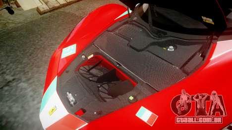 Ferrari LaFerrari 2013 HQ [EPM] PJ4 para GTA 4 vista lateral