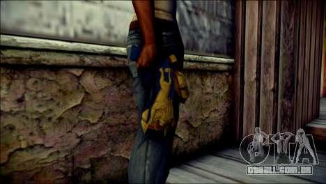 Hyper Magnum Kamen Rider Beast para GTA San Andreas terceira tela