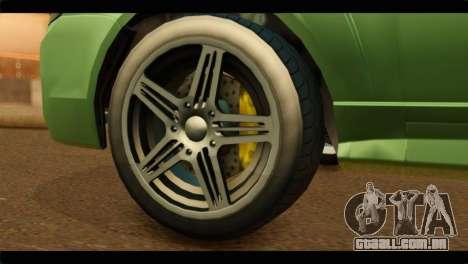 GTA 5 Bollokan Prairie para GTA San Andreas traseira esquerda vista
