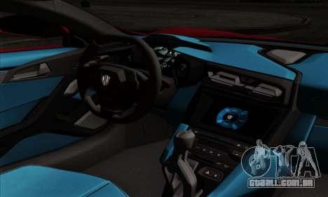 Lykan Hypersport 2014 Livery Pack 1 para GTA San Andreas vista direita