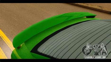 GTA 5 Bollokan Prairie IVF para GTA San Andreas vista traseira