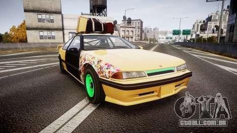 Vapid Fortune Drift para GTA 4