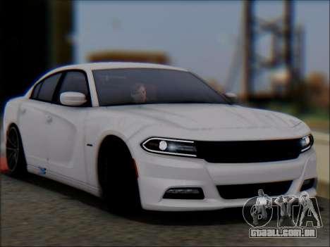 iniENB para GTA San Andreas por diante tela