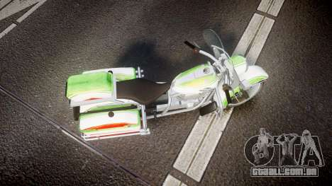 GTA V Western Motorcycle Company Sovereign IRN para GTA 4 vista direita