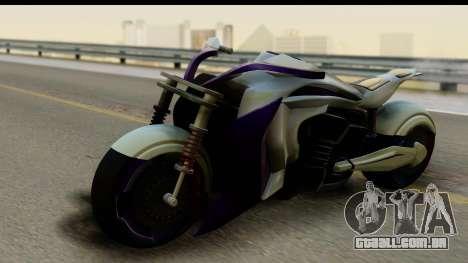 Krol Taurus Concept HD A.D.O.M v1.0 para GTA San Andreas