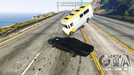 GTA 5 Duke O Death terceiro screenshot