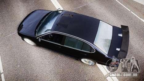 Emperor Lokus LS 350 Race GT para GTA 4 vista direita
