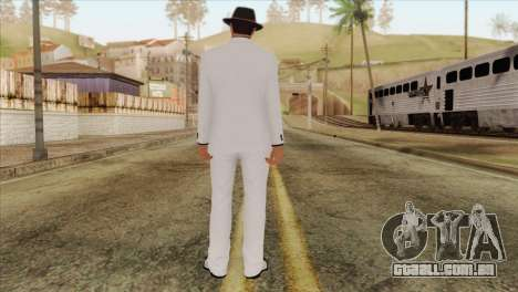 GTA 5 Online Skin 1 para GTA San Andreas segunda tela
