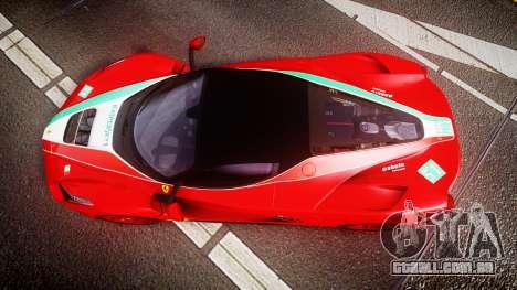 Ferrari LaFerrari 2013 HQ [EPM] PJ4 para GTA 4 vista direita