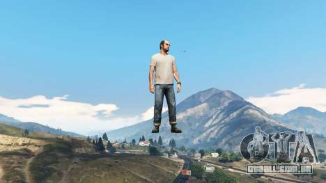 GTA 5 Noclip [LUA] segundo screenshot