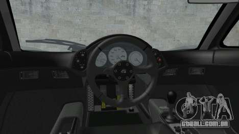 1992 McLaren F1 Clinic Model Custom Tunable v1.0 para GTA San Andreas vista traseira