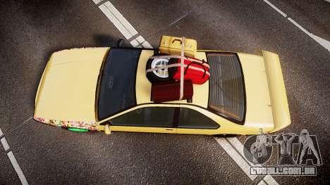 Vapid Fortune Drift para GTA 4 vista direita