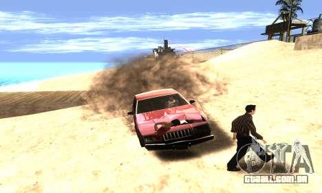 ENB Double Effect para GTA San Andreas segunda tela