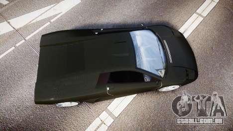 Pegassi Infernus Full Carbon para GTA 4 vista direita