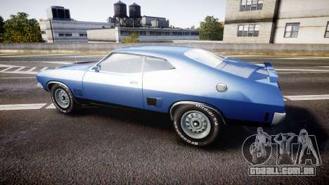 Ford Falcon XB GT351 Coupe 1973 para GTA 4 esquerda vista