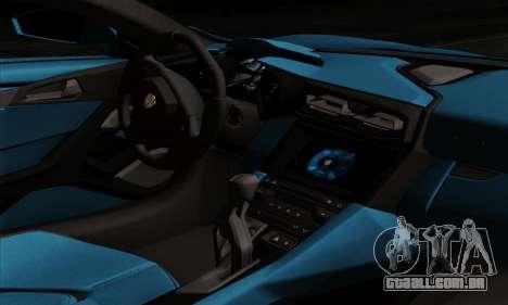 Lykan Hypersport 2014 EU Plate Livery Pack 1 para GTA San Andreas vista direita