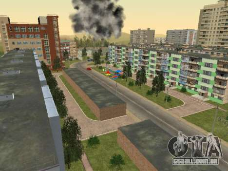 Prostokvashino para GTA Penal Rússia beta 2 para GTA San Andreas twelth tela
